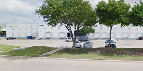 DALLAS, TX  (BioMed Labs)
